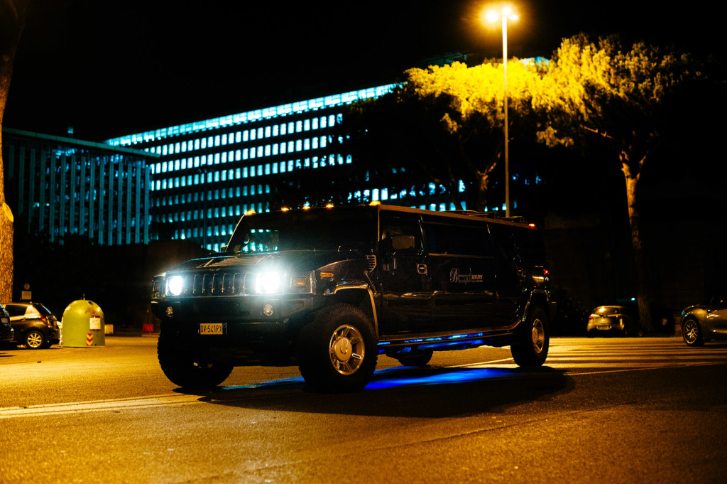 Modelli Limousine