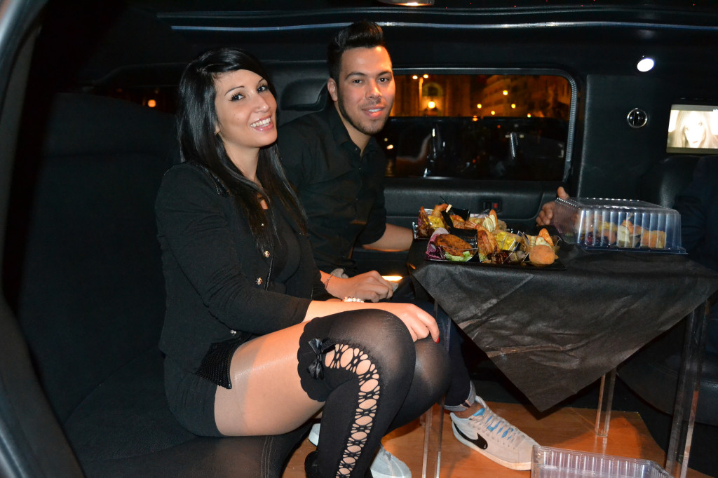 san valentino roma limousine