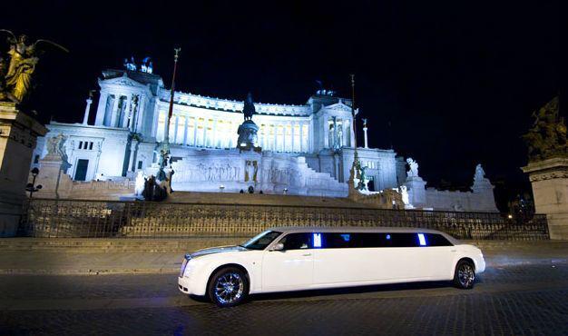 feste laurea limousine Roma
