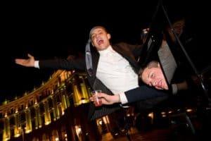 Festa di compleanno limousine Roma