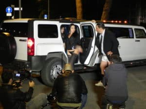 Alla Grande Flaminio Maphia Hummer Limousine