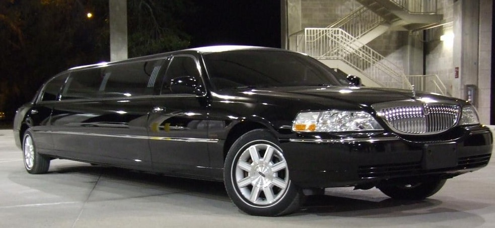 Lincoln Limousine Town Car