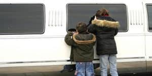 Limousine per comunioni e cresime a Roma