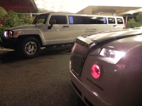 limousine 16 posti