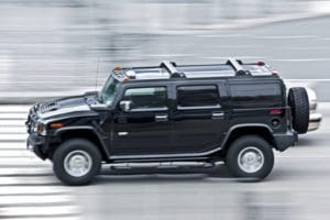 Non solo limousine.. HUMMER H2