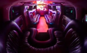 Entra in limousine con i Ns Virtual tour!