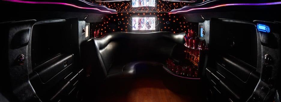 cena limousine roma