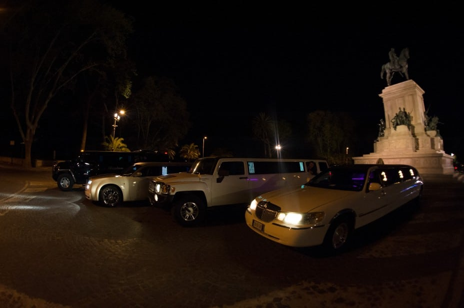 flotta limousine Affitto limousine Roma