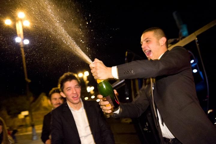 18 Anni Compleanno Limousine Roma