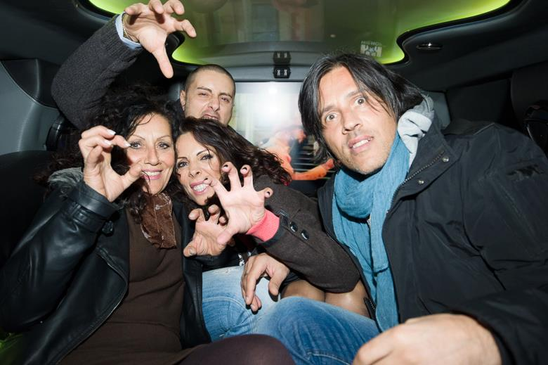 Compleanno NAYT Roma Hummer Limousine