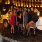 feste di ragazze con limousine a Roma centro